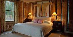 Vertical Log Luxury Colorado Rental