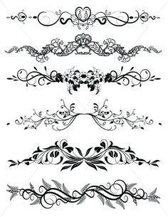 Flourishes SVG Dividers Lines Ornamental Borders Scalabe Vector Graphics PDF and JPG Files Flourishes SVG Dividers Lines Ornamental Borders Scalabe Vector Graphics PDF and JPG Files Barbara Tattoo ideen frauen tatuaje para nbsp hellip mujer vector Tattoos To Cover Scars, Spine Tattoos, Muster Tattoos, Best Friend Tattoos, Lower Back Tattoos, Lower Belly Tattoos, Lower Back Tattoo Designs, Sell On Etsy, Vector Graphics