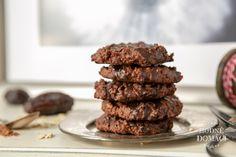 Bářiny ovesné sušenky | Hodně domácí Korn, Crackers, Cereal, Cheesecake, Candy, Vegan, Cookies, Chocolate, Baking