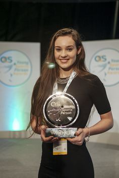 LEAH MOORBY, BRITISH JUNIOR & SENIOR TAEKWONDO CHAMPION, WINS OCS YOUNG SPORTSPERSON OF THE YEAR 2016  Leah Moorby, 17, from Keighley, Yorkshire, was voted OCS Young Sportsperson of the Year at a glit...