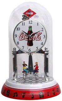 Coca Cola Anniversary Clock
