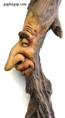 Funny Wood Art Of The Day