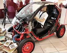 Probefahrt – Test: Renault Twizy … Baby you can charge my car…