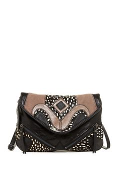 Harley Leather Crossbody Bag by Isabella Fiore on @HauteLook