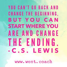 We can't change what's already done! Change how it all ends!