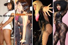 "Nicki Minaj Before And After | Nicki Minaj' Pictures Before And After ""Plastic Surgery ..."