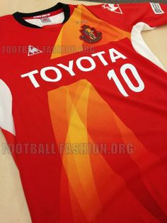 Nagoya Grampus 2013 le coq sportif Home and Away Jerseys