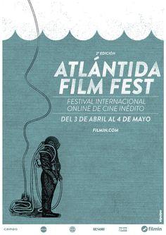 Presentada la 2ª Edición de Atlantida Film Fest en Filmin. Innovadora iniciativa y cine bueno a buen precio!