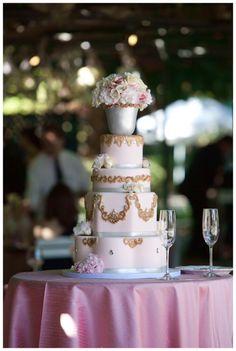 Coral + Andrew's Precious Outdoor Beaulieu Garden Estate Wedding