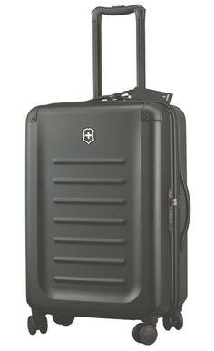 Spectra 2.0 26 Reisekoffer auf 4-Rollen, 68cm in Schwarz | Koffer.ch