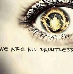 dauntless forever through and through..