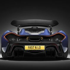 The team weaved carbon fibre magic with this bespoke It also featured a gold exhaust heatshield in homage to the McLaren Do you know what element of the is being offered in stunning white gold? Lamborghini, Ferrari, Maserati, Bugatti Cars, Porsche Cars, Audi, Bmw, Vehicle Registration Plate, Registration Plates