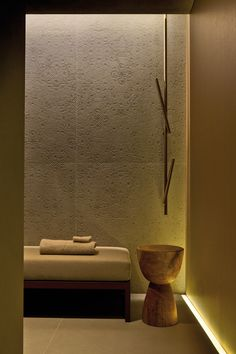 Home Remodel Open Concept Spa Design, Spa Interior Design, Salon Design, Spa Treatment Room, Spa Treatments, Spa Lighting, Wall Lighting, Spa Room Decor, Mercure Hotel
