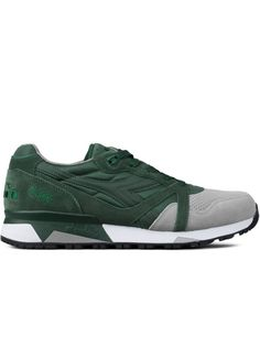 DIADORA Green N9000 Double Sneakers Picture