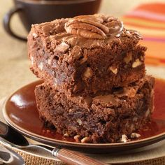 Whole-Wheat Coconut Brownies Recipe