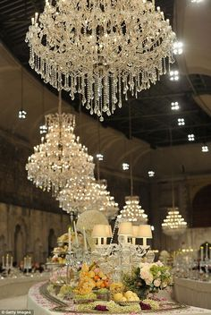 chanel grand palais indian decor by Getty Images on IndianWeddingSite.com