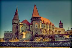 Become an Ambassador of #buildyful.com  to represent your #Architecture School in the world! See more details here: buff.ly/1xRomMd ~~Corvin Castle - Hunedoara Dracula, Romania, The Locals, Barcelona Cathedral, Montana, House Styles, Building, Travel, Mai