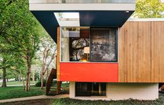 The Snower House, a rare Marcel Breuer residence west of the Mississippi, was…