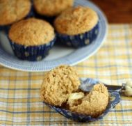 These Cinnamon Buttermilk Muffins are great for any time of the day