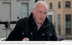 Former Chief Executive Of Anglo Irish Bank Convicted Of Conspiracy To Defraud And False Accounting