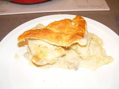 Dinner-A-Day: Chicken and Crescent Dumplings. So good!