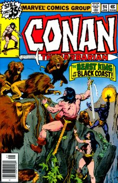 Conan the Barbarian 94