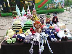 Crochet Amigurumi toys Patterns - tiny sea animals, dolls, gnomes, food, plands, flowers. Halloween toys and other. Crochet Animal Patterns, Crochet Doll Pattern, Stuffed Animal Patterns, Crochet Patterns Amigurumi, Doll Patterns, Handmade Ideas, Handmade Toys, Pattern Cute, Knitting Toys