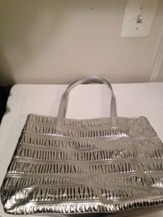 Silver Purse in Clothing, Shoes & Accessories, Women's Handbags & Bags, Handbags & Purses | eBay