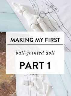 Making my first BJD doll: Part 1 - Rough sculpt — Adele Po. Lessons I've learned sculpting my second BJD — Adele Po. Sculpting Tutorials, Doll Making Tutorials, Making Dolls, Painting Tutorials, Polymer Clay Dolls, Doll Parts, Doll Repaint, Soft Dolls, Bjd Dolls