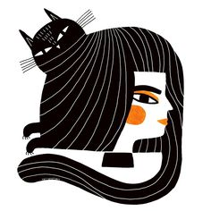 CAT HAIR von Terry Runyan