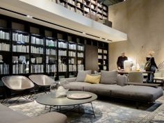 As one of the largest furniture fairs in the world Milano Furniture Fair sets strongest trends for interior design. Check what's waiting for us in 2015: http://www.love4home.eu/inspirations/read/milano-fair-report-2014.