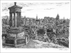 Stephen Wiltshire - One of my favorite sketch artists is autistic and is known as the human camera. He sketches famous landmarks from memory to the most miniscule detail. Stephen Wiltshire, Autistic Artist, Learn Art, Amazing Drawings, Urban Sketchers, Art World, Edinburgh, Art Gallery, Prints