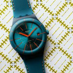 Swatch SISTEM GREEN ©thewristfund