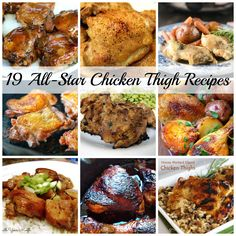 All Star Chicken Thigh Recipes from South Your Mouth
