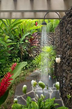 Outdoor Shower | Outdoor Area
