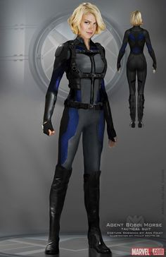 Agents of Shield: Mockingbird - Marvel Heroes 2015