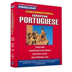 Pimsleur Portuguese (European) Conversational Course - Le... https://www.amazon.com/gp/product/1442394951/ref=as_li_qf_sp_asin_il_tl?ie=UTF8&tag=pinterest0e08-20&camp=1789&creative=9325&linkCode=as2&creativeASIN=1442394951&linkId=ad6488457c852859aaca12faedea7ff4