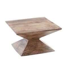 Quad Gray Coffee Table