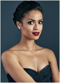 Gugu Mbatha Raw | She stars in one of my favorite movies, Belle. Every film I've seen her in always has such a beautiful message. I think she's so underrated, but I've vowed to watch anything she's in.