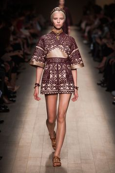 Valentino Spring 2014 Runway Show | Paris Fashion Week | POPSUGAR Fashion