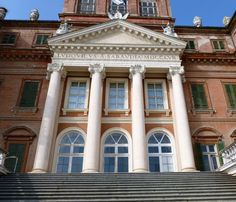 Racconigi - facciata meridionale