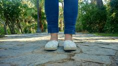 Jelly bean on road  #walkaround #walkthesummer #shoes #fashion #espadrilles #alpargatas