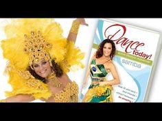 """Dance Today: Samba"" with Quenia Ribeiro - Trailer #samba #braziliansamba"