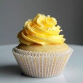 Use the lemon butter creme frosting for the top