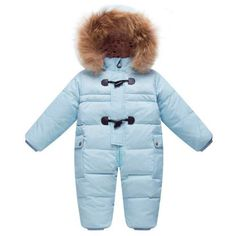 25404b292 Warm & Comfy Winter Baby Boys & Girls Snowsuit #baby #cutebaby #babylove #