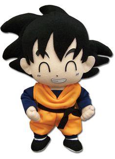 Dragon Ball Z - Goten Plush