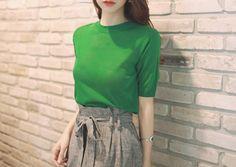 Korean Fashion for the Modern Pragmatic Woman.