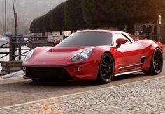 ATS GT al Top Marques di Monte Carlo il ritorno di una azienda storica. Considerata l'evoluzione dell'originale ATS 2500 GT...