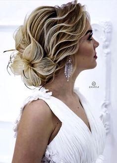 Wedding Hairstyles 2018.