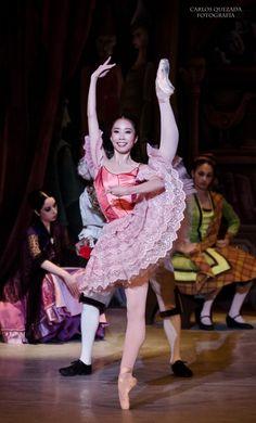 #Compañía Nacional de Danza México #Coppélia #Carlos Quezada #ballet  Mayuko Nihei